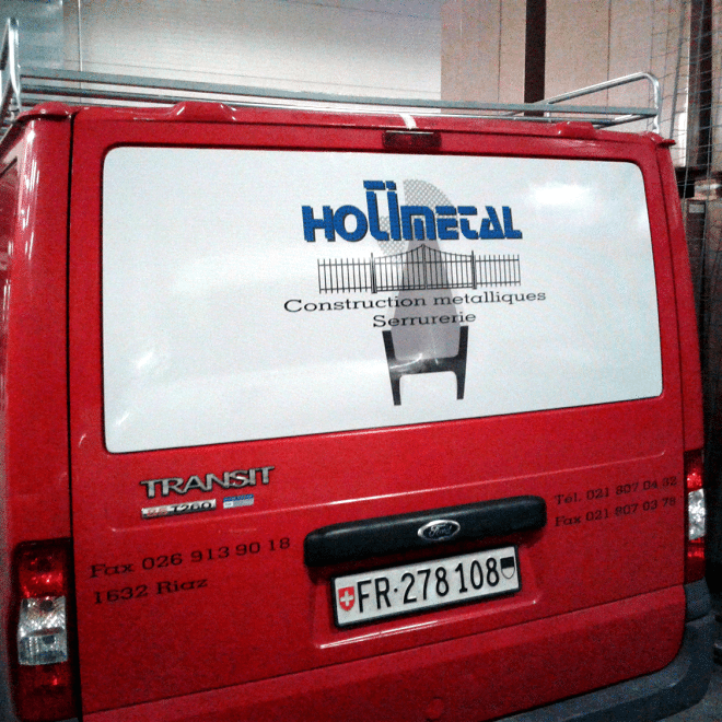 Camionette-Holimetal-Marquage-Publicitaire-Covering-Atelier-Grosfort1